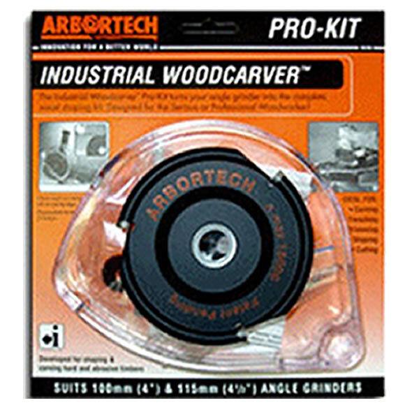 Arbortech IND.FG.200 - Industrial Woodcarver Pro-Kit  - ON SALE
