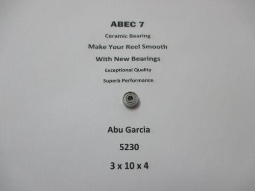 Abu Garcia Part BG 7000 HS Amb 5230 ABEC 7 Ceramic Bearing 3x10x4 #13 13 00