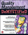 Quality Management Demystified by Sid Kemp (Paperback, 2005)