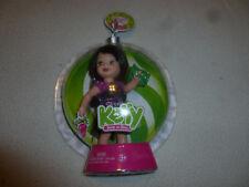 K7663 Happy Holiday Ornament Kelly Doll Purple 2006 MIB NRFB