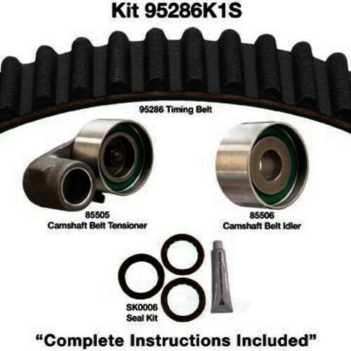 Engine Timing Belt Kit-with Seals Dayco 95286K1S
