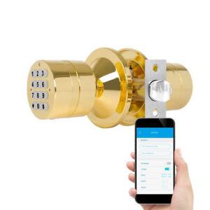 Refurbished TurboLock TL-99 Bluetooth Smart Lock Keyless Entry Monitoring w/ app