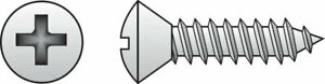 Hillman-Stainless-Steel-Sheet-Metal-Screws-No-6-X-1-2-034-Phillips-Oval-Head