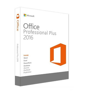 ●ANGEBOT● Microsoft Office Professional Plus 2016 ***Sofortversand***
