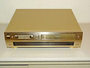 JVC-HR-DVS1-miniDV-S-VHS-Videorecorder-DEFEKT-schaltet-bei-miniDV-ab