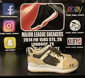 more photos b1f75 55009 Details about Asics x Woei Gel-Lyte III Woie Cervidae Size 9.5