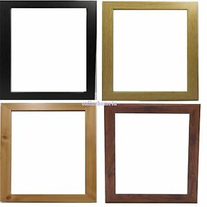 Photo Frame Picture Poster Wood Wall Decor Collage Hanging