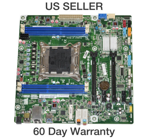 HP Pittsbugh2 Intel Desktop Motherboard s2011 700429-501