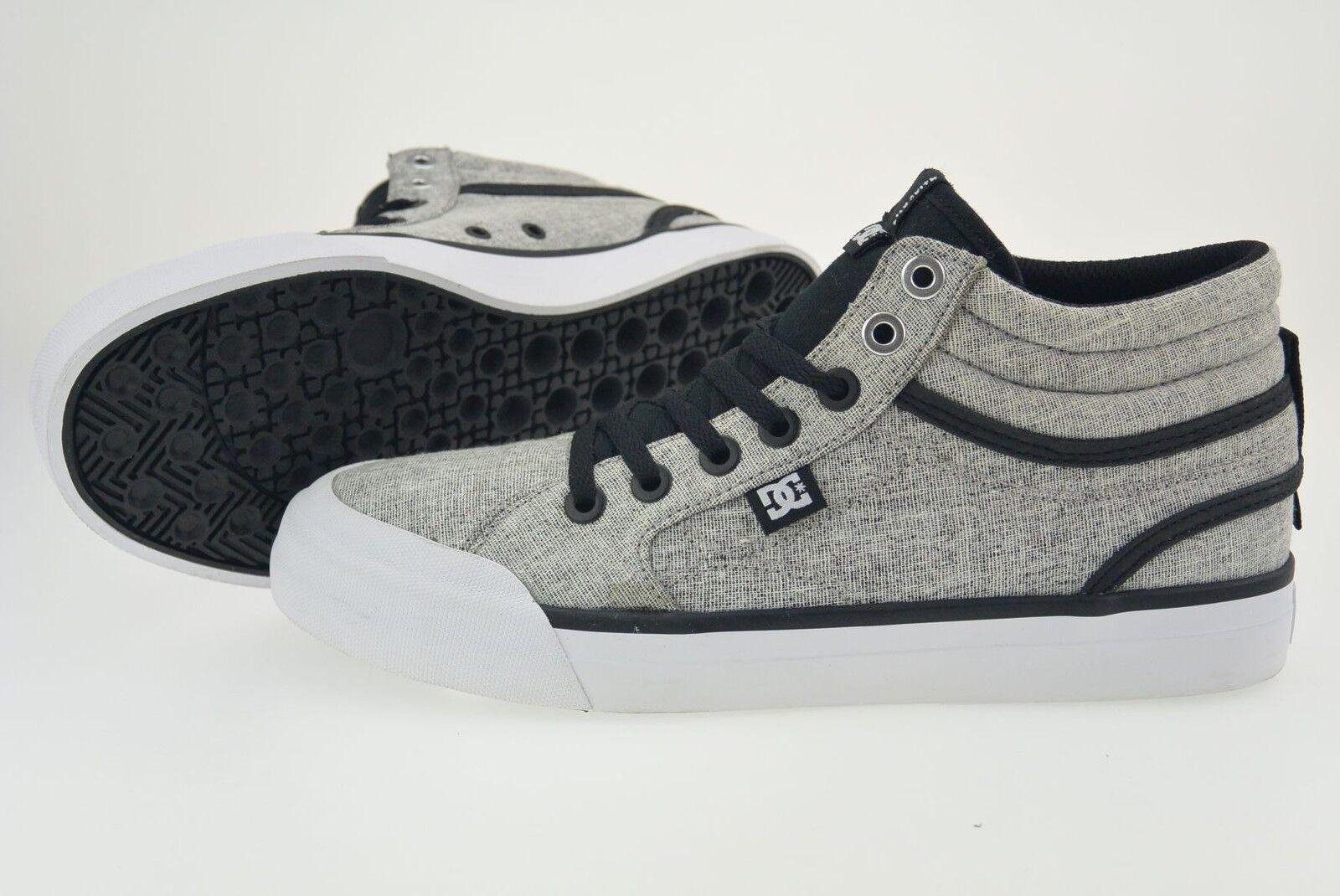 best cheap fabe4 c89e3 DC Chaussure s Evan Hi tx se Basket Basket Basket skate Chaussures us 7 ue  38 Black Charcoal eec0e9