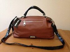 Steve madden brown and black purse