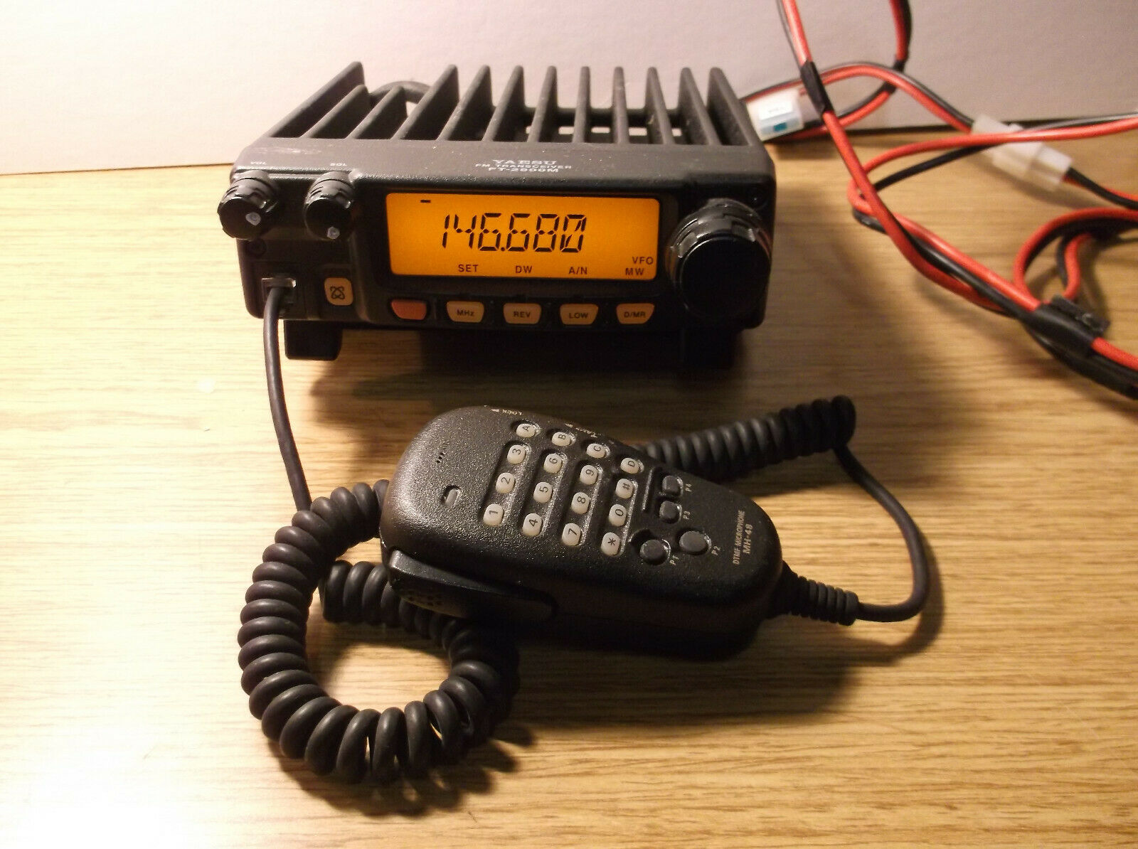 YAESU TRANSCEIVER FT2800M -  WORKING. Available Now for 149.00
