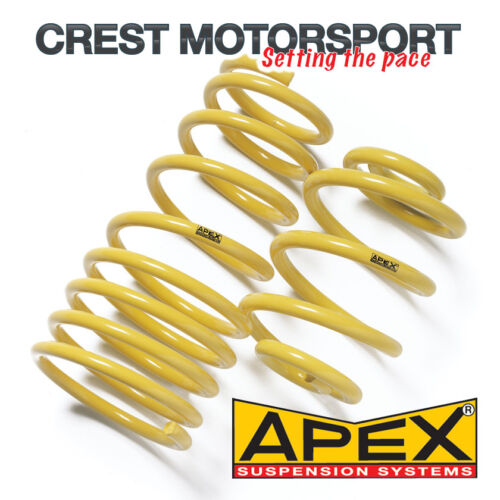 BMW 3 Series E36 Saloon//Coupe//Cabrio 4 cyl APEX Lowering Springs 40mm 91-98
