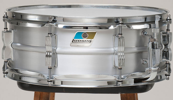Ludwig Acrolite LM404LTD Snare 14  x 5  Limited Edition