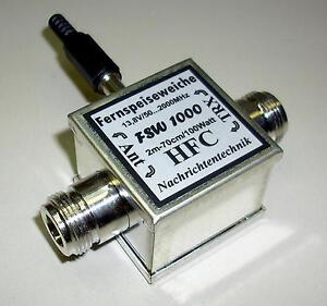 Fernspeiseweiche-FSW-1000-50-2000-MHz-N-Norm