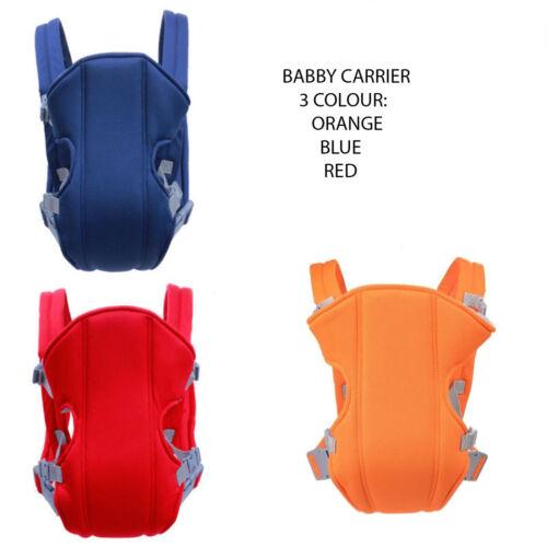 Ergonomic Baby Carrier Infant Dual Position Ergo Comfortable FOR PARENTS