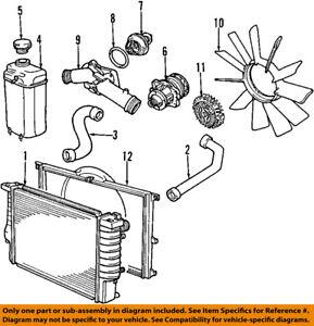 bmw oem 97 98 528i cooling system thermostat gasket 11531265084 ebay Audi TT Cooling System Diagram image is loading bmw oem 97 98 528i cooling system thermostat