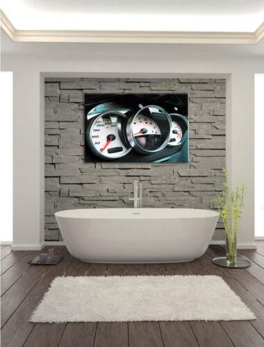 Amatur von Porsche Leinwandbild Wanddeko Kunstdruck