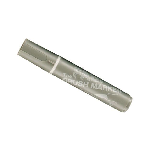 Uchida 722-C-1 Marvy Fabric Brush Point Marker Black