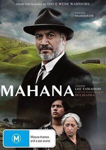Mahana-DVD-NEW-Region-4-Australia