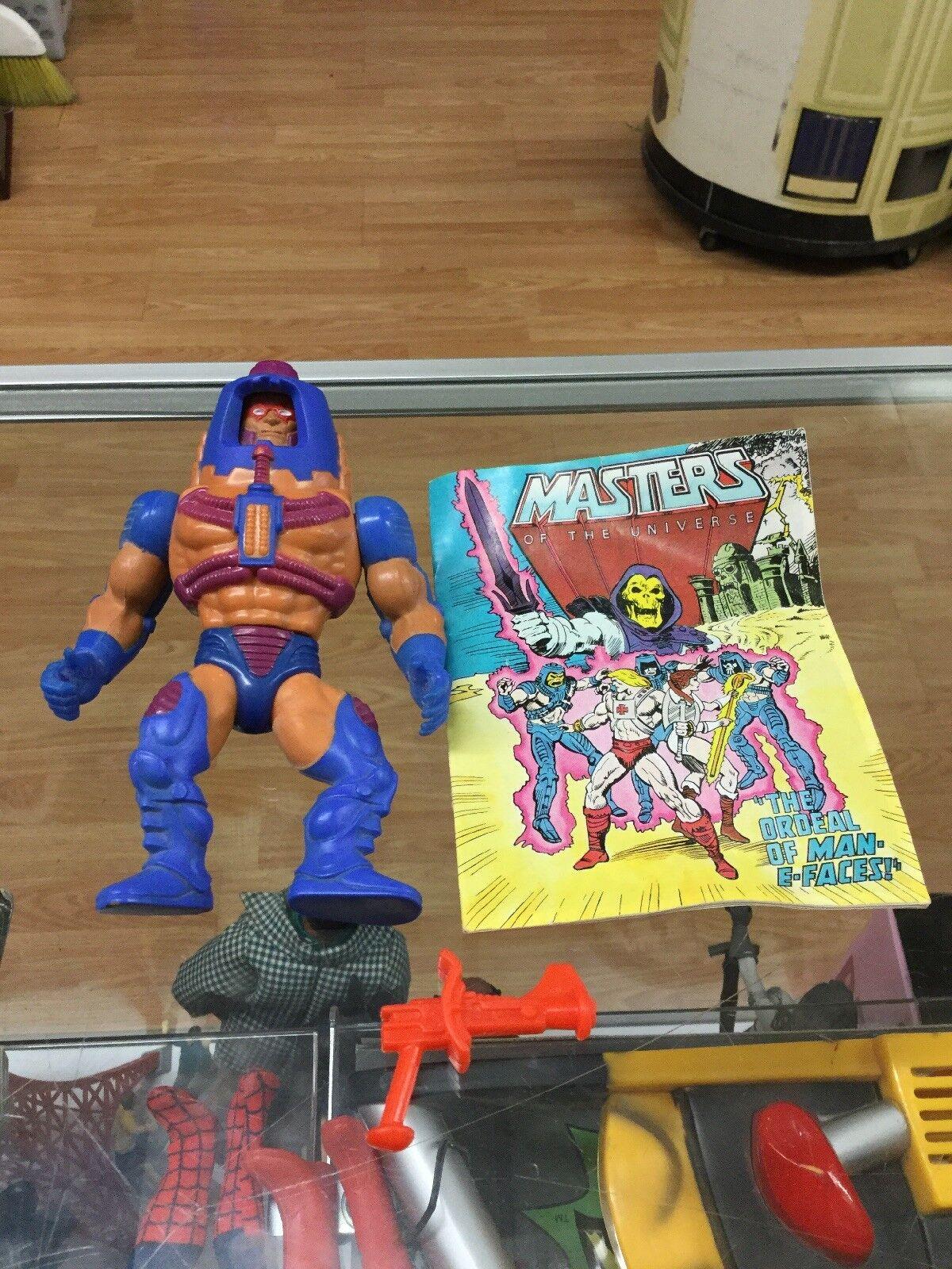 He Man Master Universe Motu Vintage