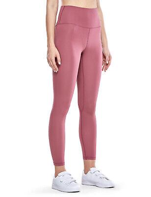 CRZ YOGA Womens High Waist 7//8 Leggings Tummy Control Yoga Pants with Pockets