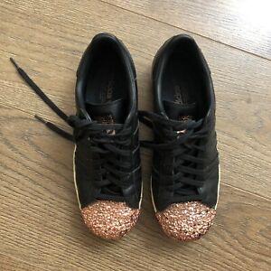 Ladies Adidas Originals 80's Superstar