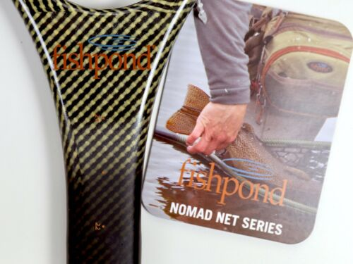 Fishpond Nomad Mid-Length Net River Armor FREE FAST SHIPPING NMLN-RA