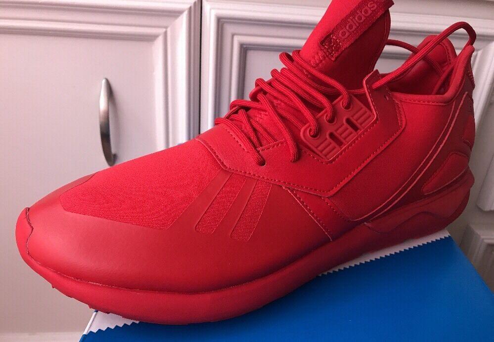 le coureur de nouvelles baskets adidas original écarlate rouge écarlate original tubulaires de taille 12 hommes q16464 mono 06b61e