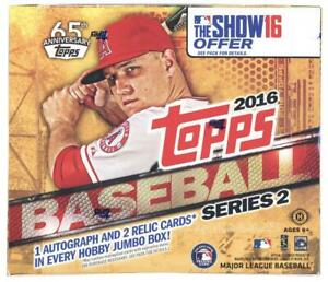 2016-Topps-Series-2-Baseball-Complete-Your-Set-Pick-25-Cards-From-List