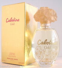 GRES Parfums  Cabotine Gold 100 ml EDT Spray Neu OVP