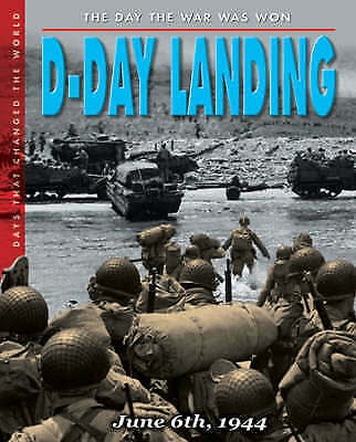 1 of 1 - Various, The Day The War Was Won - D-Day Landing: June 6th, 1944 (Days That Chan