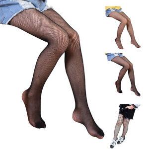 d4ebf4e9f Image is loading Fashion-Mesh-Children-Net-Pattern-Pantyhose-Tights-Fishnet-