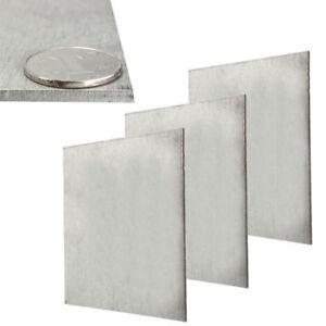 Details about 2PCS TC4 GR5 Titanium Metal Plate 2mm x220mm x220mm Titan  Sheet