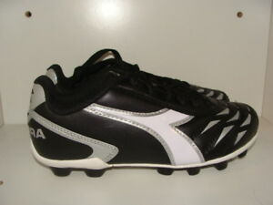7267e1babcc Image is loading YOUTH-KIDS-DIADORA-CAPITANO-MD-JR-SOCCER-CLEATS-