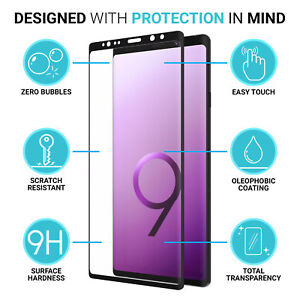 Samsung-Galaxy-Note-9-Screen-Protector-Best-Tempered-Glass-Thin-Protection