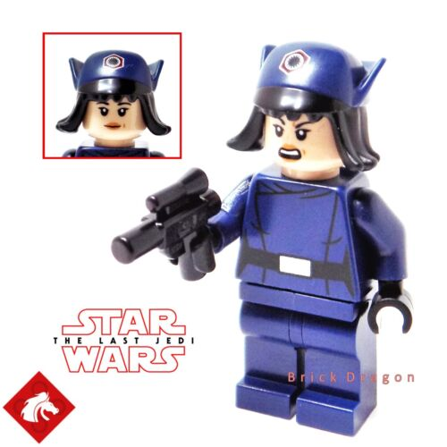 premier ordre Officier Déguisement from set 75201 Lego Star Wars-Rose