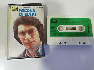 NICOLA-DI-BARI-EXITOS-ESPANOL-CINTA-TAPE-CASSETTE-COBRA-1977-SPAIN-ED-PAPER-LAB