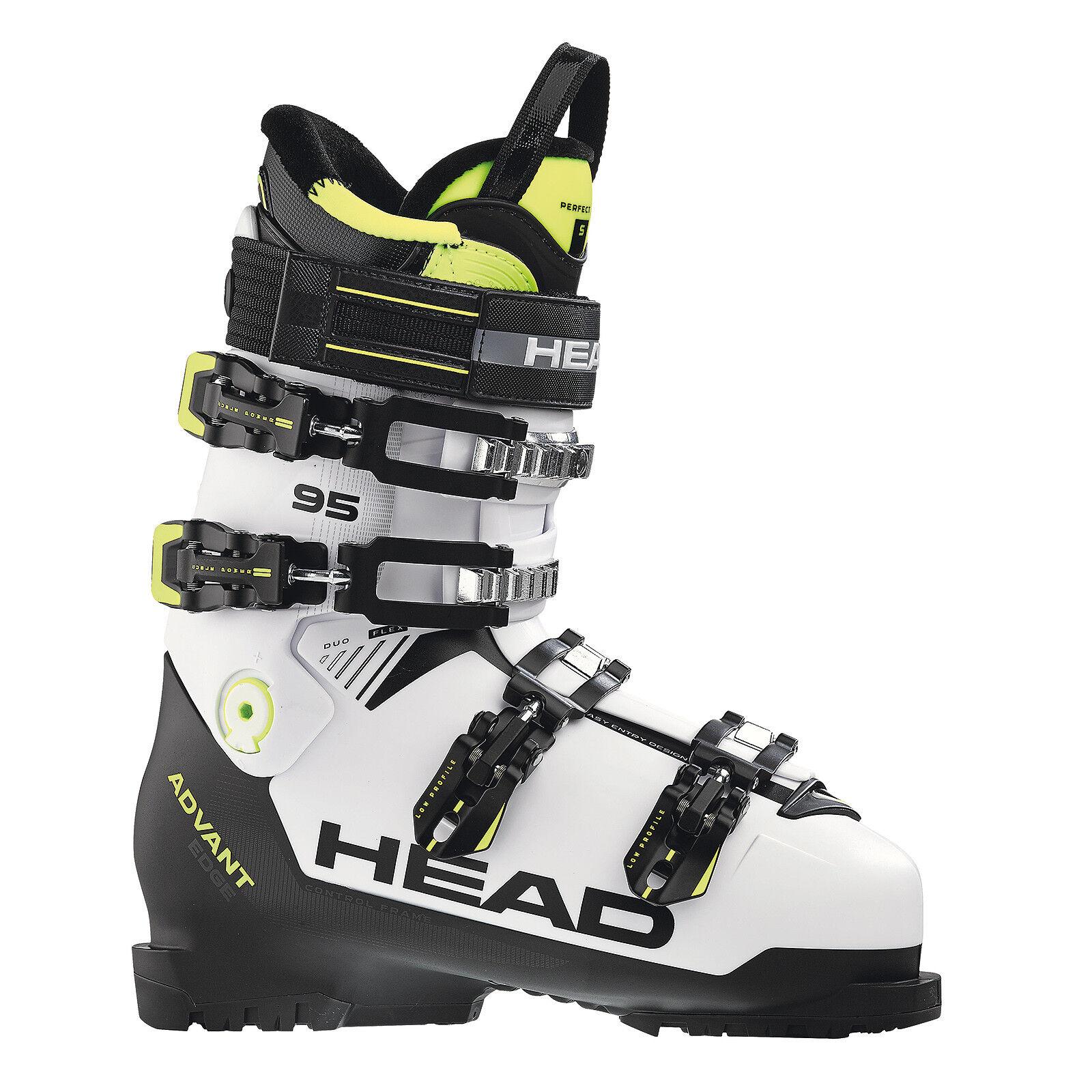 HEAD ADVANT EDGE 95 Skischuh Skistiefel UNISEX Collection 2019 NEU