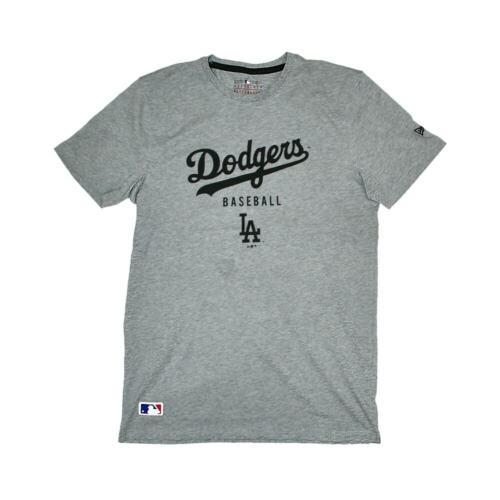 New Era T-shirt Los Angeles Dodgers Classic lightgrey