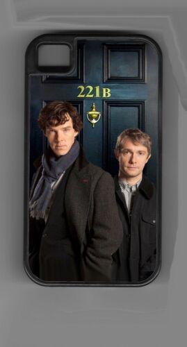 Sherlock Holmes /& Watson 221 B Baker Street cell case iPhone iPod Samsung L@@K