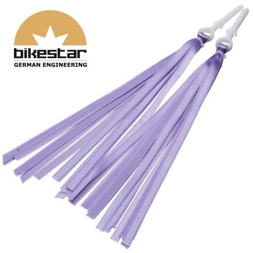 BIKESTAR Kids Bike Bicycle Running Bike Handlebar Streamer Tassels Ribbon