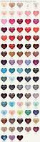 Cuccio Colour Nail Lacquer >> Set Of 83 All Complete Colors 13 Ml Wholesale Lot