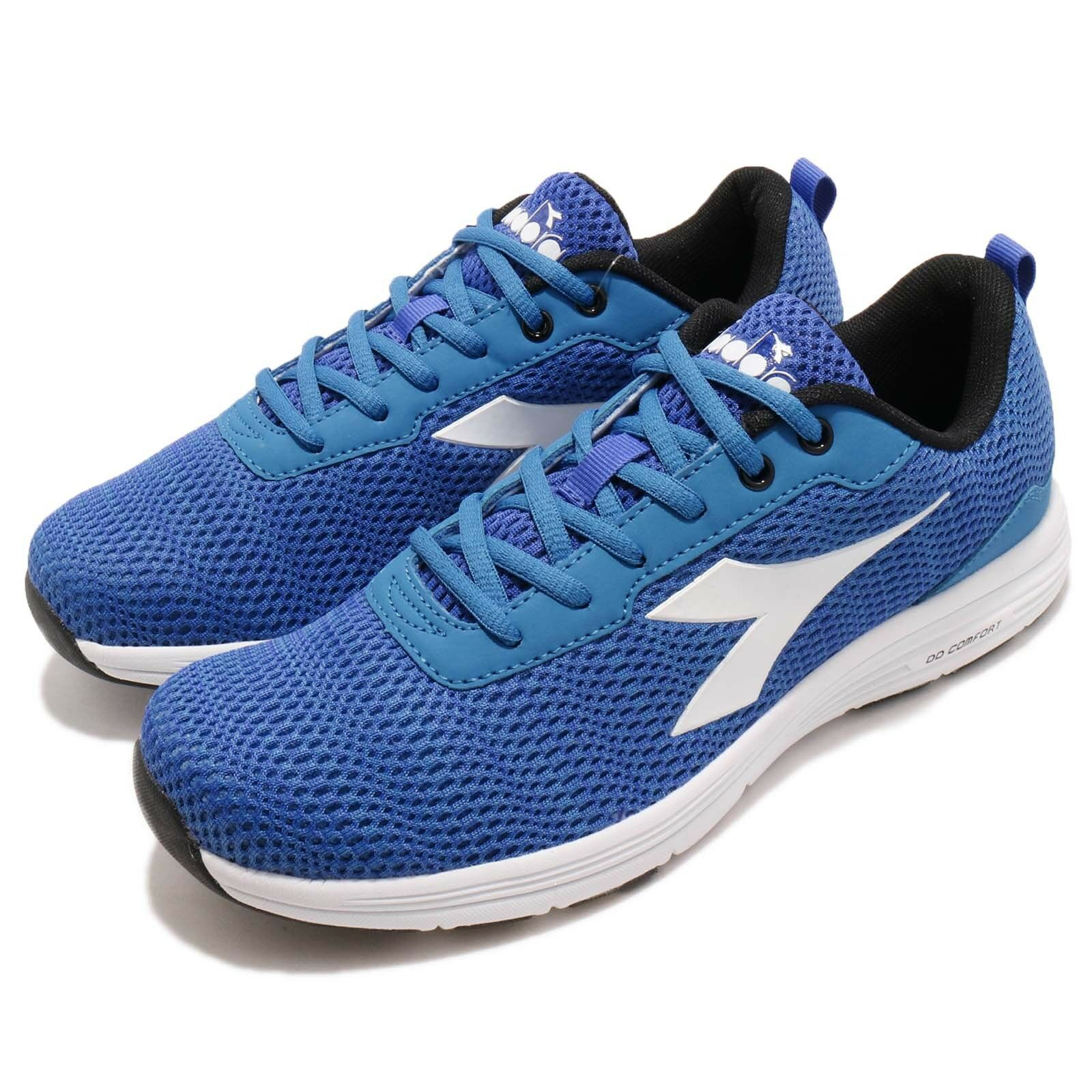 Diadora Swan 2 blueee White Men Running Walking  Casual shoes Sneaker DA174036-C3484  best sale