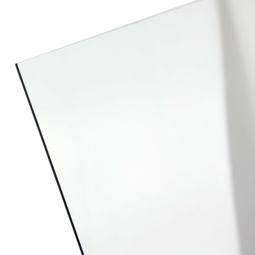 "48/"" x 96/"" CLEAR 4.5mm Thick Polycarbonate Sheet Nominal LEXAN"