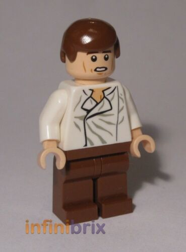 Lego Han Solo Minifigure from UCS set 75060 Star Wars NEW sw612