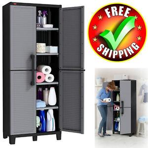 Cabinet Storage Tool Organizer Resin