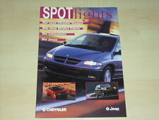 44071) Chrysler Voyager - Spotligths 03/1996