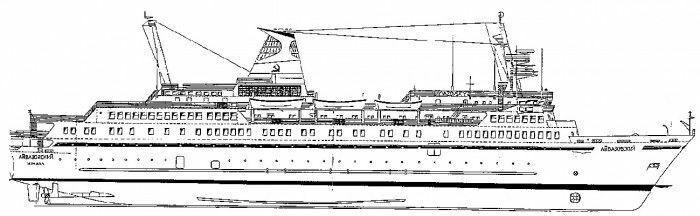 Plano de edificio ayvazovsky modellbau plan de modelismo