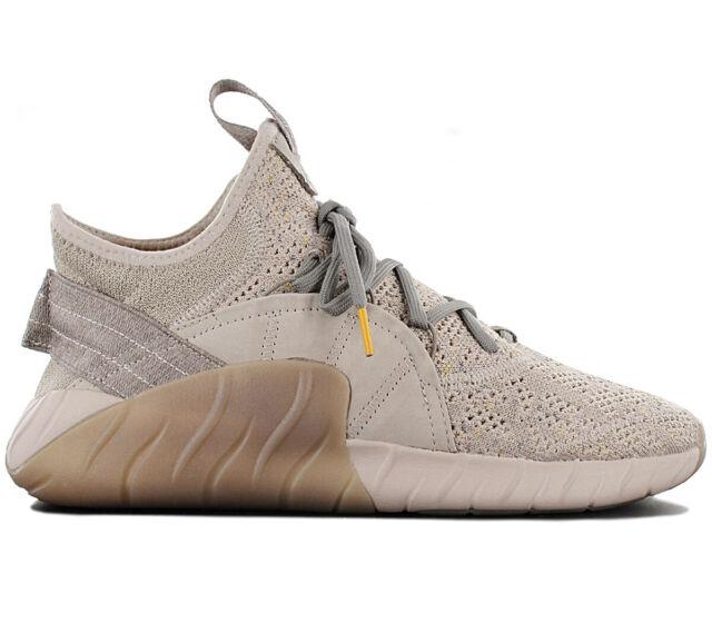 adidas Originals Tubular Rise Herren Sneaker BY4139 Sesam Braun Schuhe Turnschuh