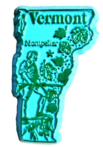 Vermont Montpelier United States Fridge Magnet